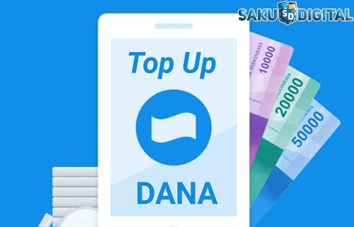 Cara Top Up Dana Tix ID Terbaru