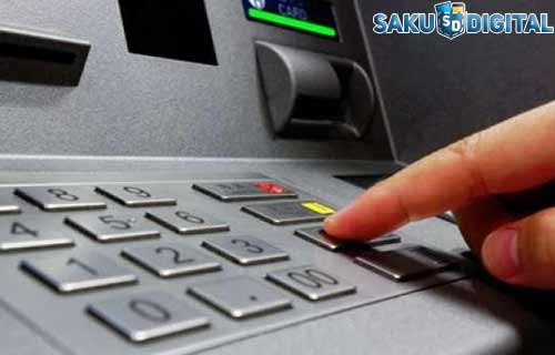 Top Up Linkaja Melalui ATM Bank