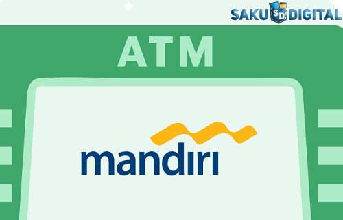 Top Up OVO Lewat ATM Mandiri