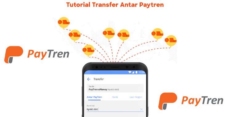 Cara Transfer Saldo Paytren ke Sesama Pengguna