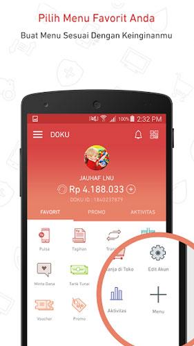 Syarat Aktivasi Akun Doku Wallet Premium