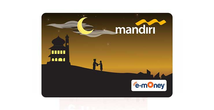 Cara To Up E Money Mandiri
