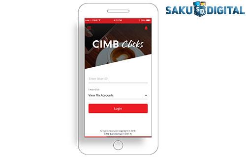 Fitur CIMB Clicks