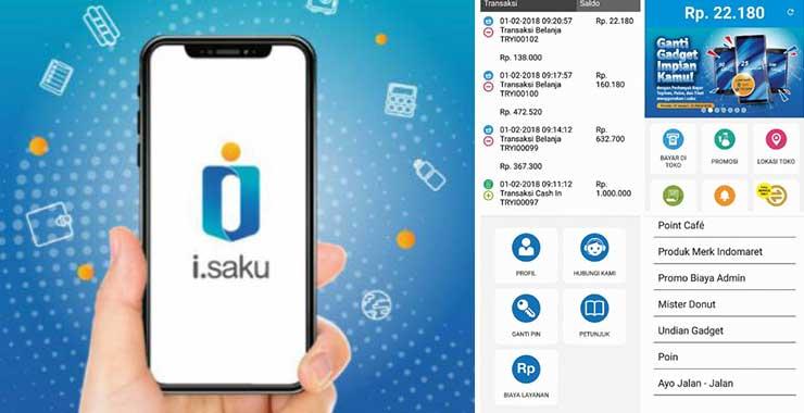 Merchant iSaku Seluruh Indonesia