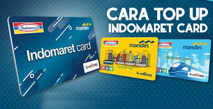 Cara Top Up Indomaret Card