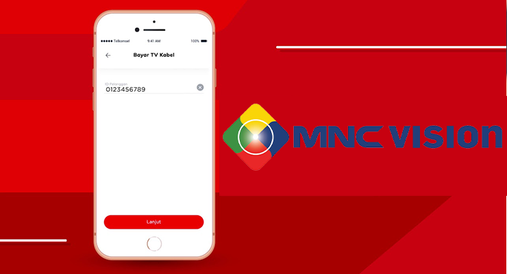 Cara Bayar MNC Vision Pakai LinkAja