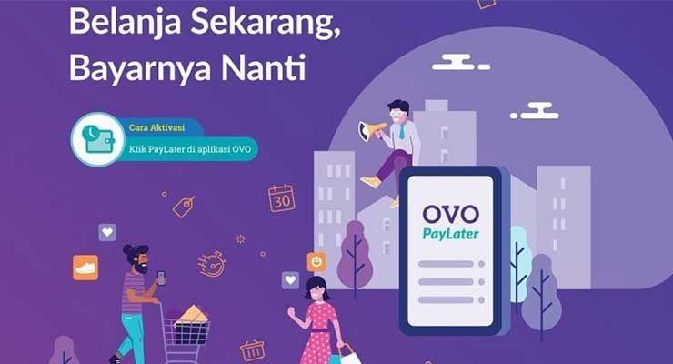 Cara Menaikan Limit OVO Paylater Terbaru