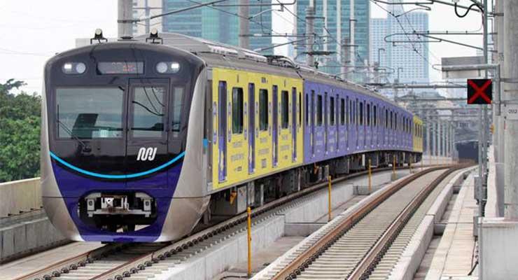 Cara Naik MRT Bayar Pakai LinkAja