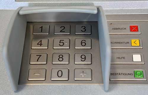 Lewat Mesin ATM Mandiri