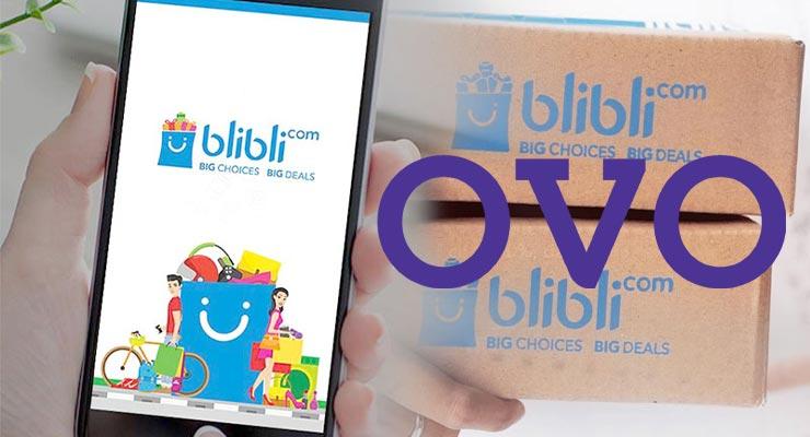 Cara Aktifkan OVO di Aplikasi Blibli Mudah Cepat