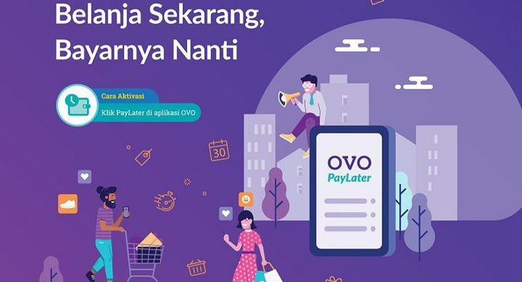 Cara Mengaktifkan OVO Paylater