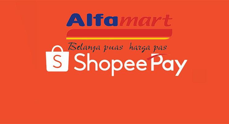 Cara Bayar Alfamart Pakai ShopeePay