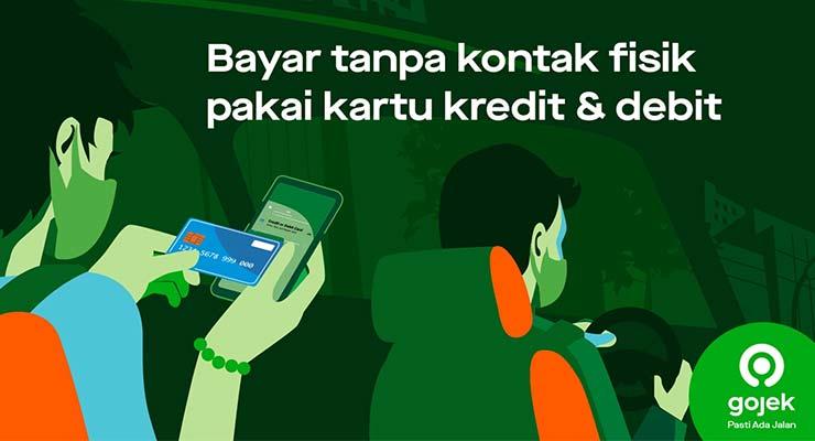 Cara Isi Gopay Pakai Kartu Kredit Terbaru
