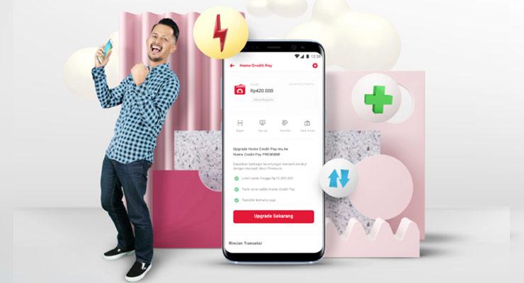 Cara Top Up Home Credit Pay Lewat Bank Alfamart