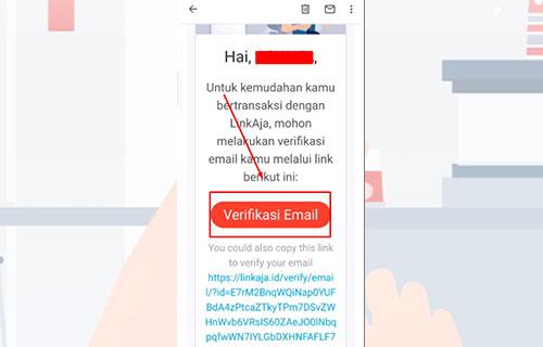 Verifikasi email