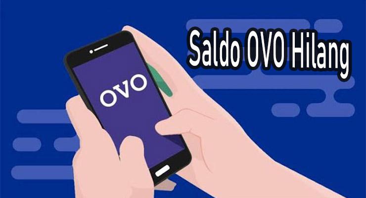 Penyebab dan Cara Mengatasi Saldo OVO Hilang