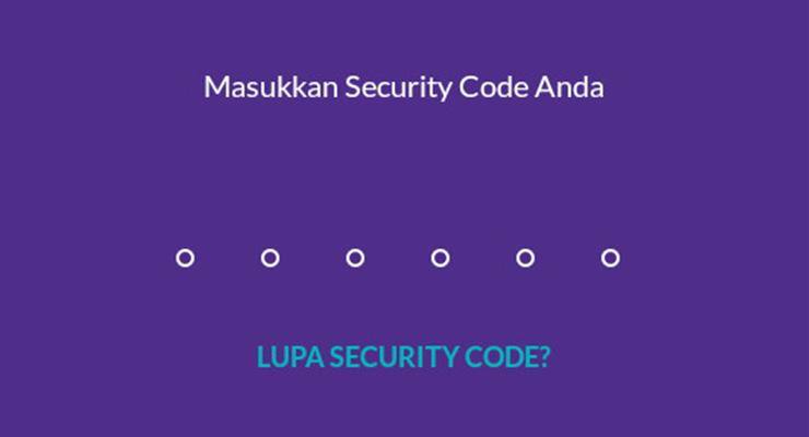 Apa Itu Security Code OVO Beserta Fungsinya