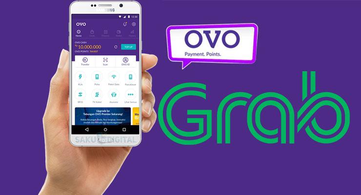 Cara Mendapatkan OVO Point Lewat Grab