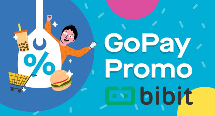 Promo Gopay Top Saver Bibit