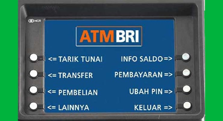 Lewat ATM BRI