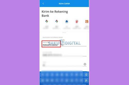 4 Pilih Bank 1