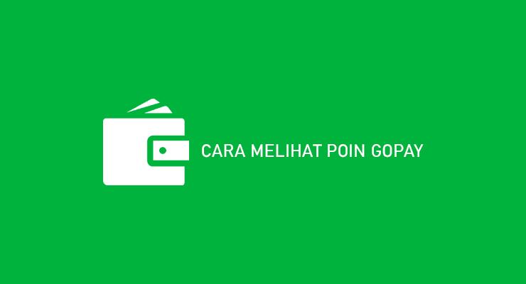 Cara Melihat PIN Gopay