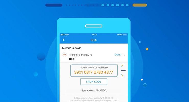 Kode Virtual Account Dana Semua Bank