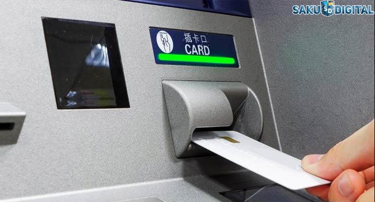 1 Top Up Shopeepay Lewat ATM