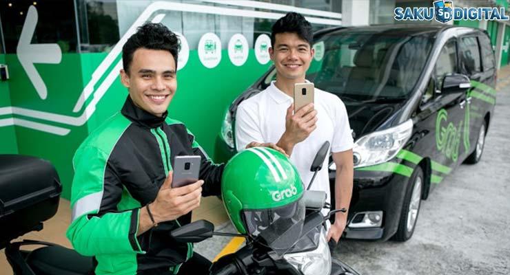5 Top Up OVO Lewat Driver Grab