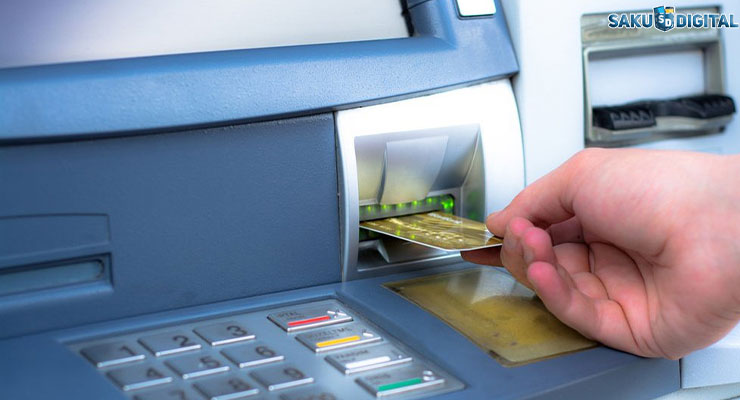 Top Up Dana Lewat ATM