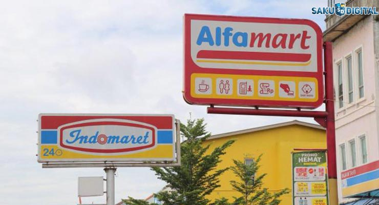 Top Up Dana Lewat Minimarket