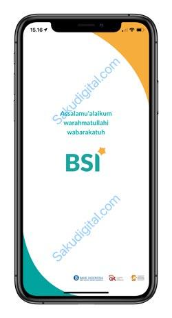 1 Buka Aplikasi BSI Mobile 3