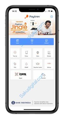 1 Buka Aplikasi Paytren