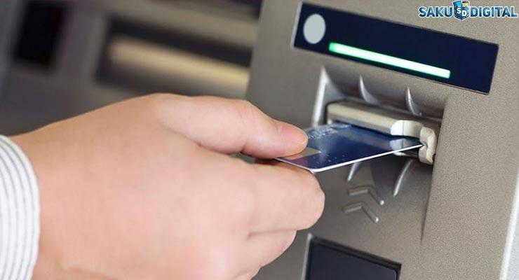1 Lewat Mesin ATM