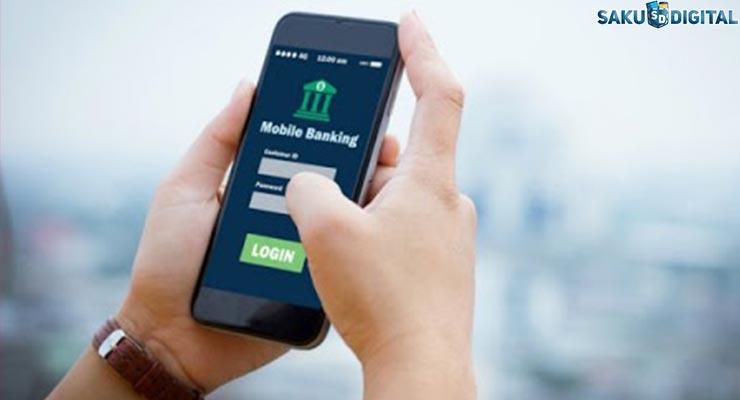 2 Lewat Mobile Banking