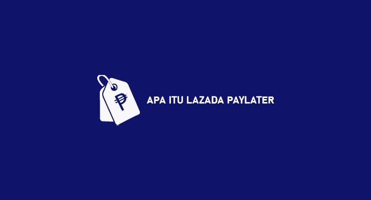 APA ITU LAZADA PAYLATER