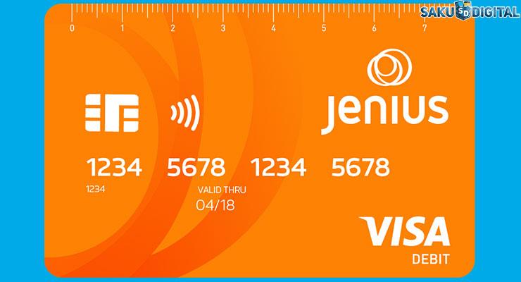 Fungsi M Card Jenius