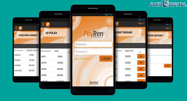 Minimal Top Up Paytren BSI Mobile