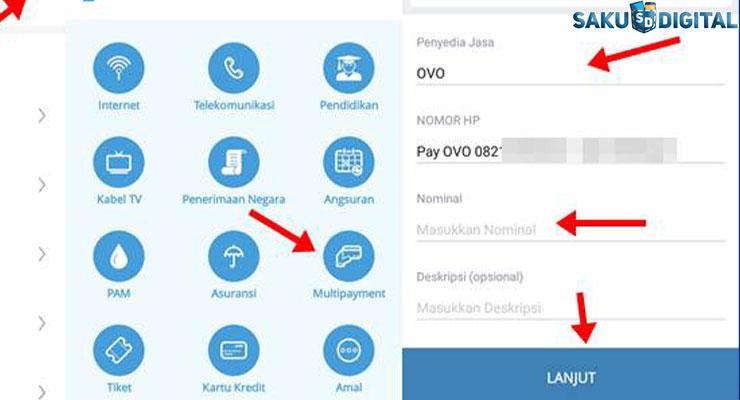 1 Pastikan Kode Pembayaran Benar