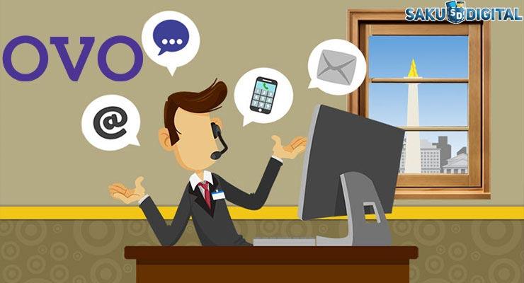 6 Hubungi Call Center OVO