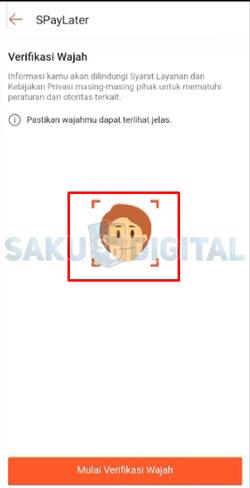 8 Verifikasi Wajah