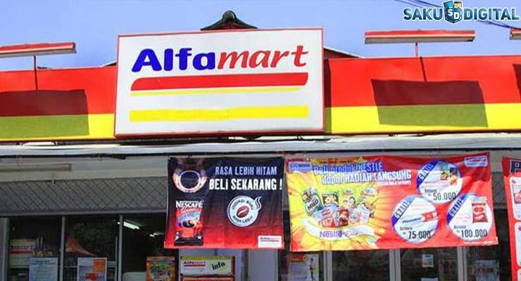 1 Kunjungi Alfamart Terdekat