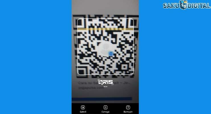 3 Scan Kode QR