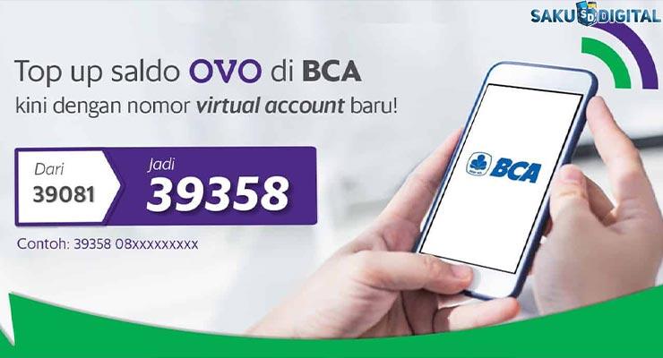 Kode Virtual Account OVO 1