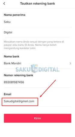 11 Isi Alamat Email