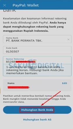 11 Tap Hubungkan Bank Anda
