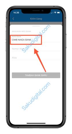 5 Pilih Nama Bank