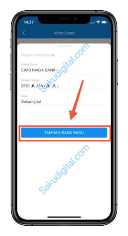 7 Konfirmasi Tambah Bank Baru