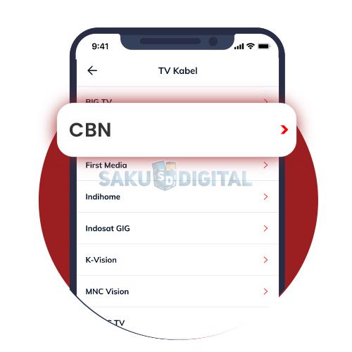Pilih CBN Fiber