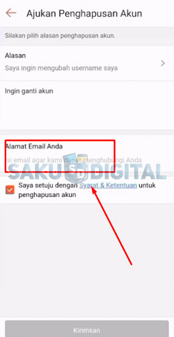 9 Isi Alamat Email